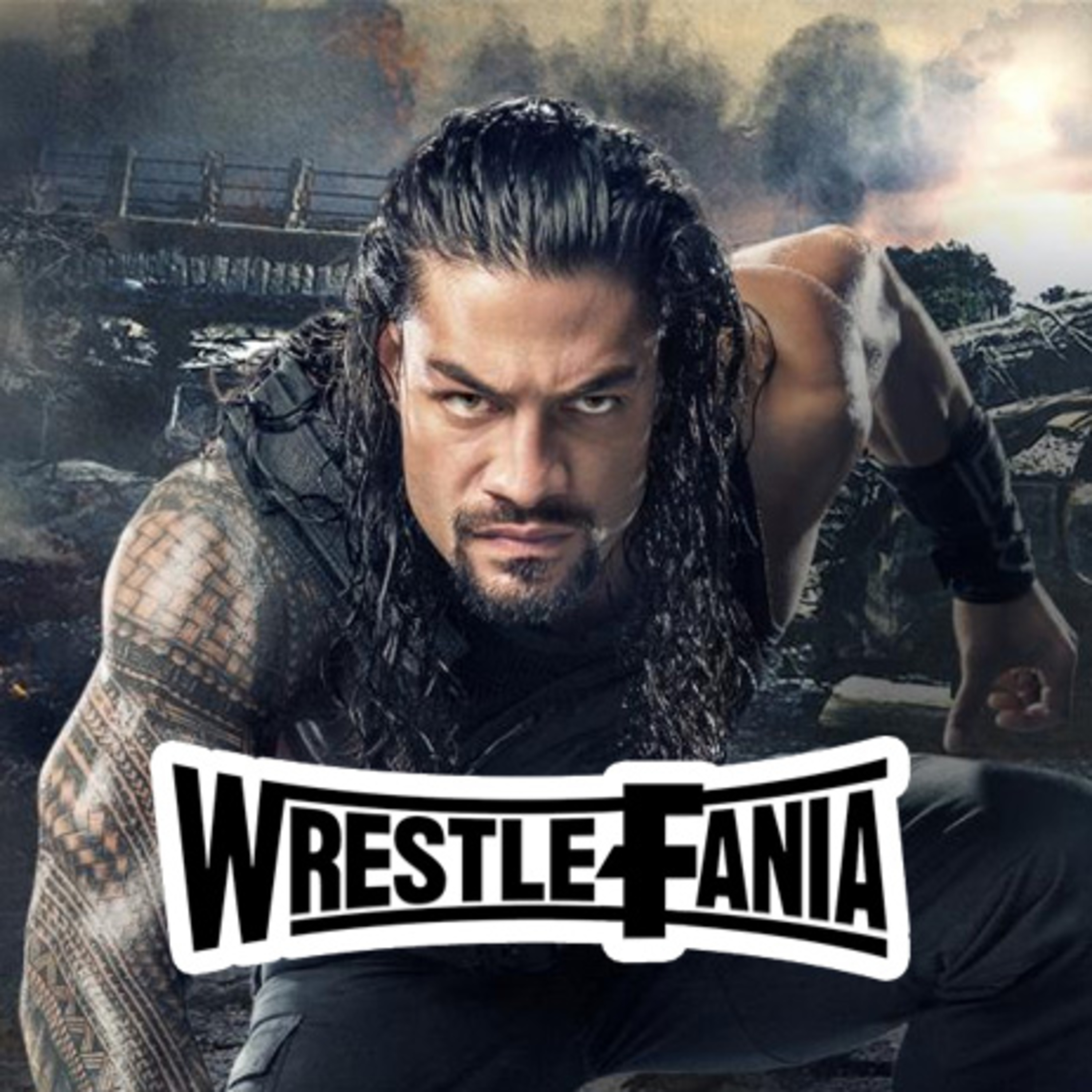 WrestleFania 63 : Where The Hell Did WWE Stomping Grounds Come From??