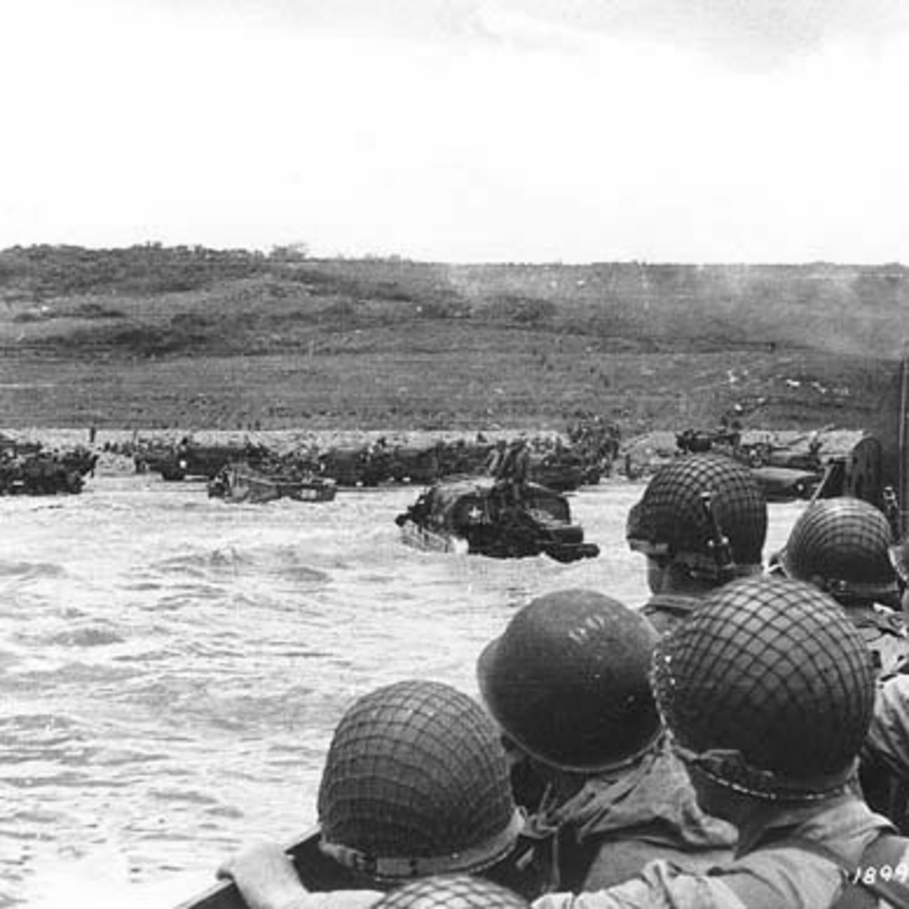 D-Day and Church Communications: with words from C.S. Lewis and memories of my Grandfather as they left England the morning of D-Day