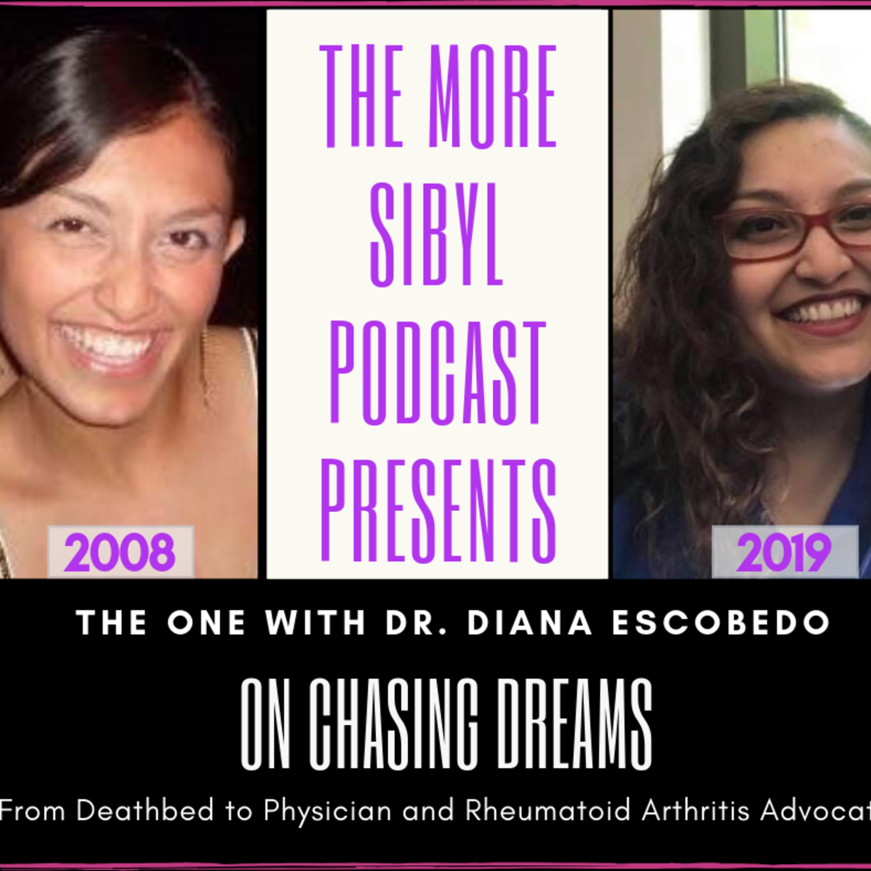 스페인어 연대기  The One with Dr. Diana Escobedo: Spanish Chronicles - From Deathbed to Thriving in Life: Episode 19 (2019)
