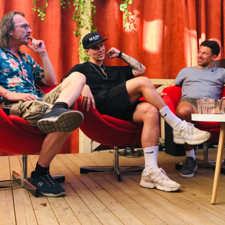 #42 SOMMERLYD LIVE: Nils-Ingar Aadne, Atle Pettersen og Thomas Felberg