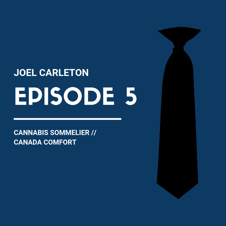 Joel Carleton and Cannabis Sommeliers