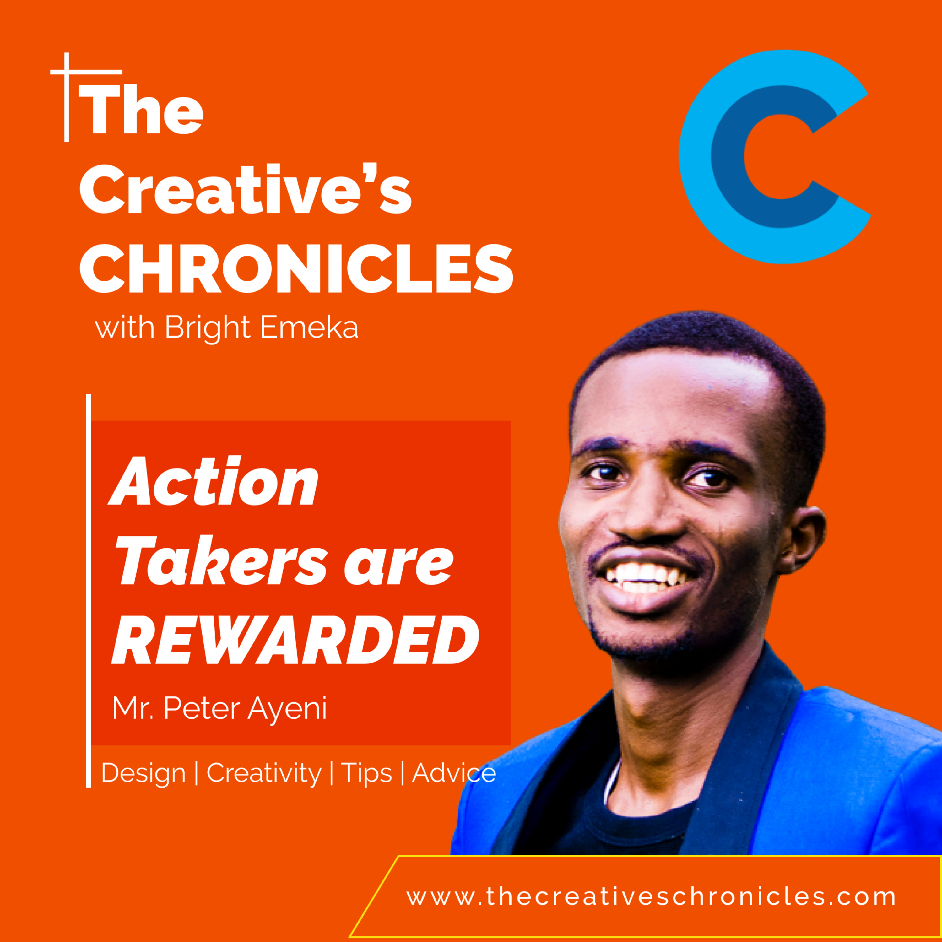 Episode 071 - Action Takers are Rewarded!
