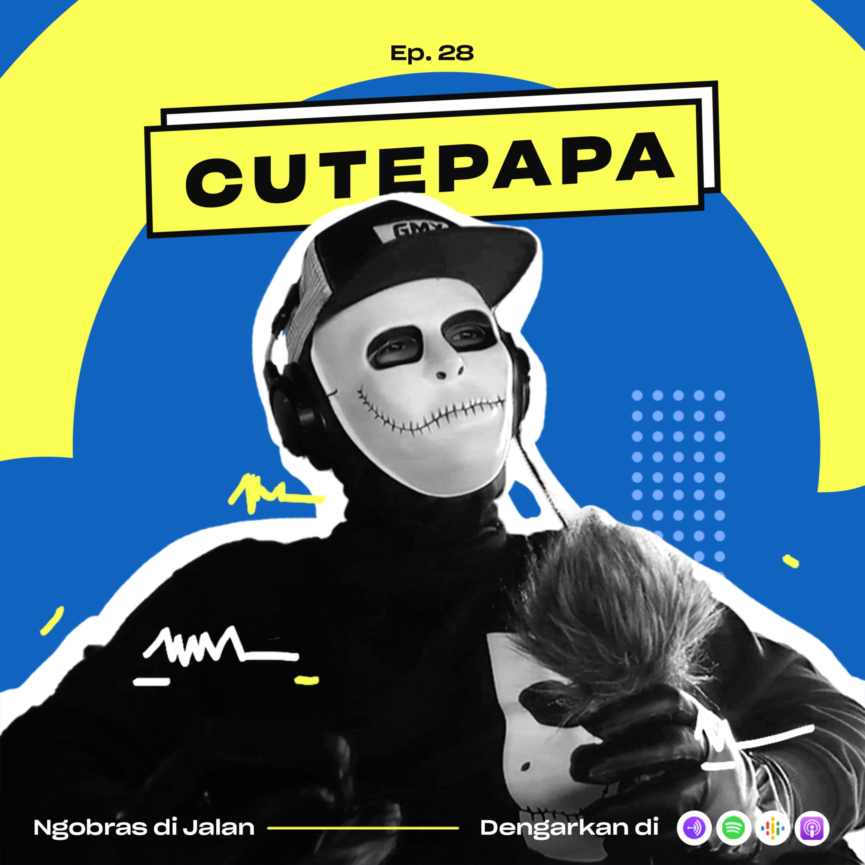 Arti musik dibalik topeng CUTEPAPA