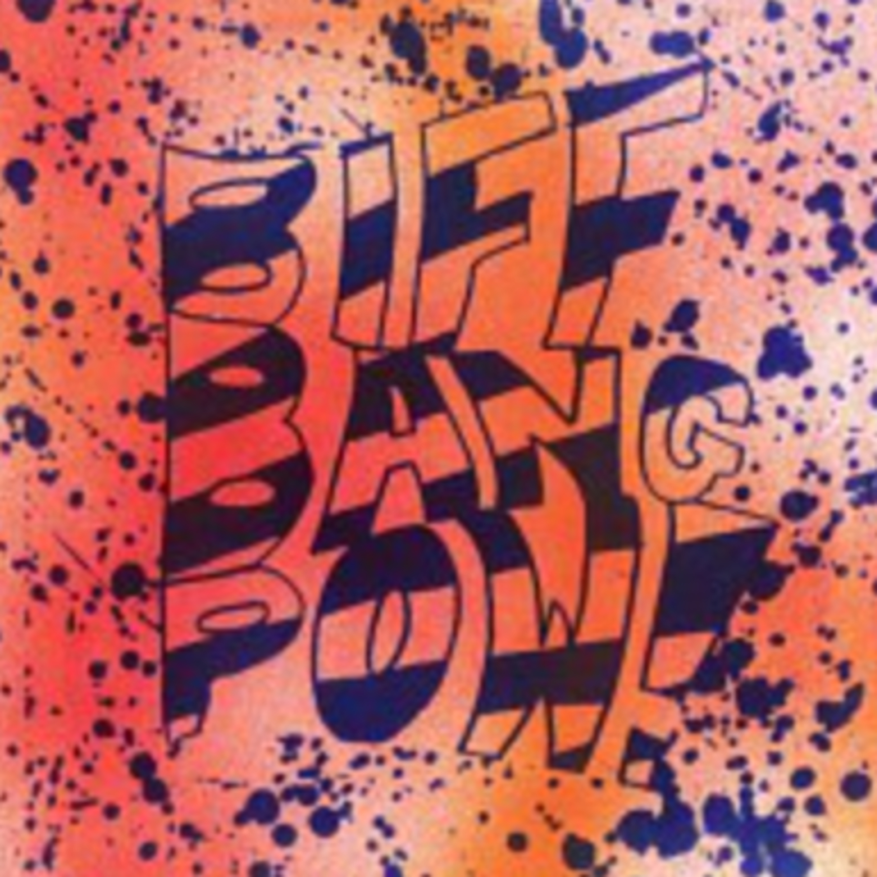 """CRE003 - BIFF BANG POW! """"Fifty Years of Fun"""" w/ Dave Musker (Television Personalities, Revolving Paint Dream, Jasmine Minks, X-Men)"""