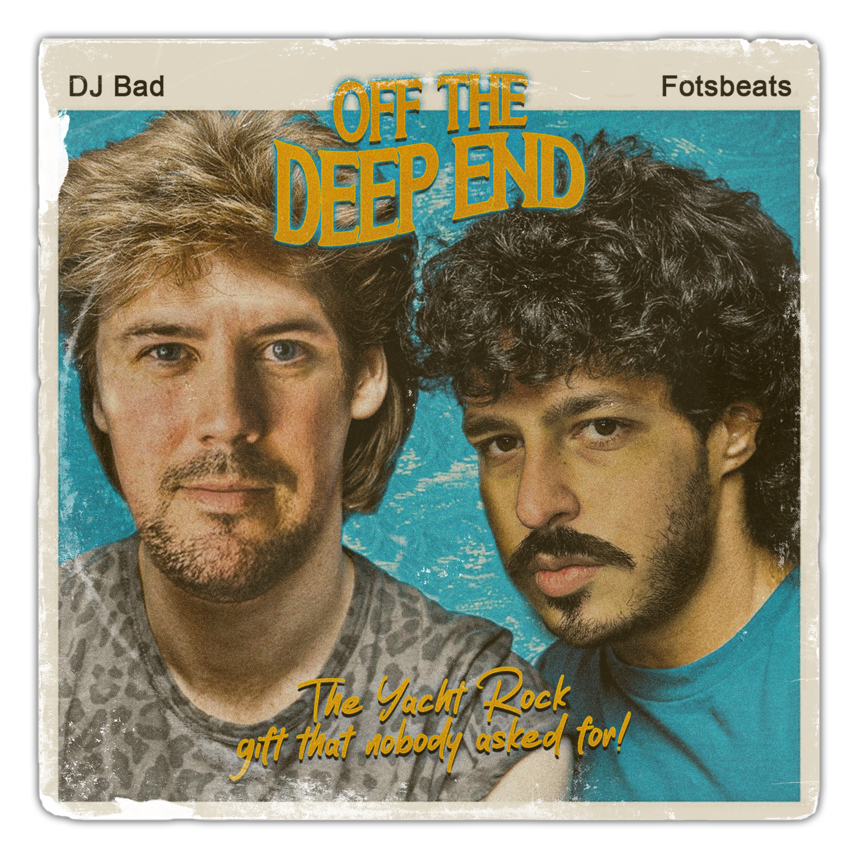 Off the Deep End: The Yacht Rock gift that nobody asked for!