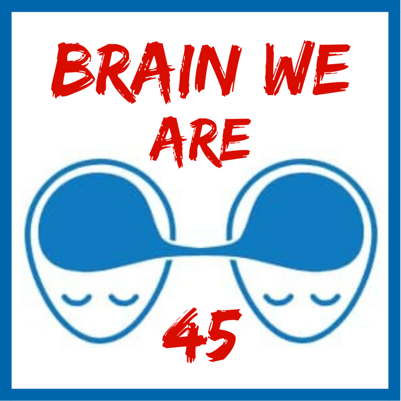 45: Random Show: O vystupování, technologiích, universal basic income a našich mozcích!