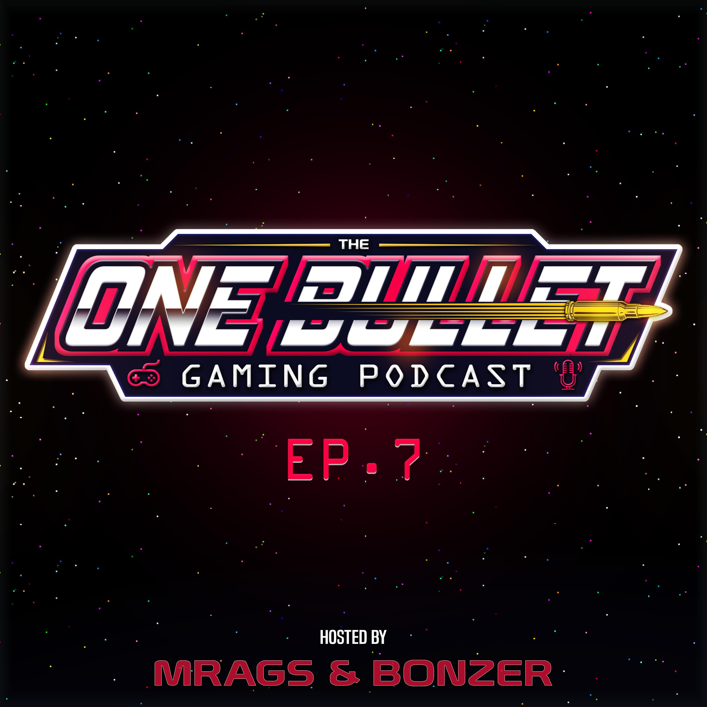 EP 7 - Bonzer Blogs + Barstool Gaming League Drama
