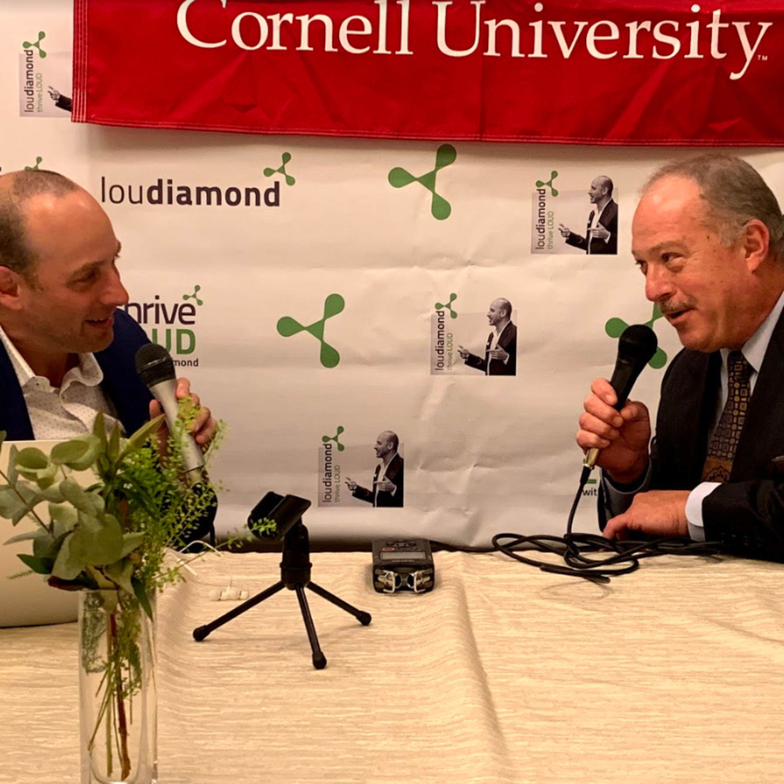 A place Cornellians call home: Live from the Cornell Club NYC, featuring GM Craig Lasnier