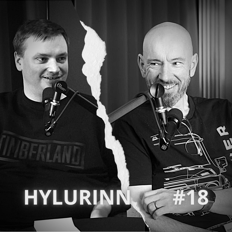 #18 Gísli Ásgeirsson