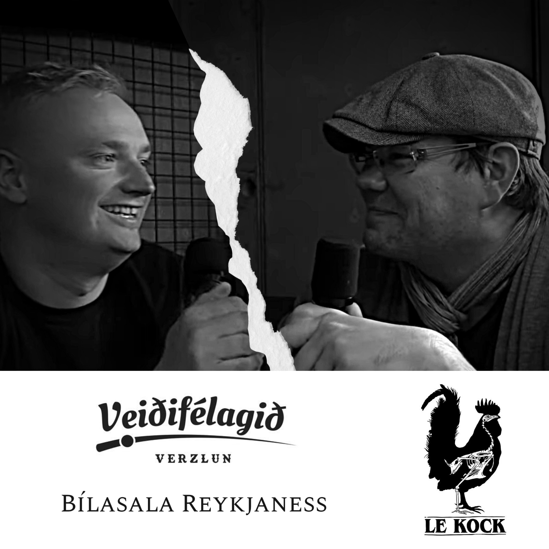 #22 Jón Þór Ólason LIVE á LeKock