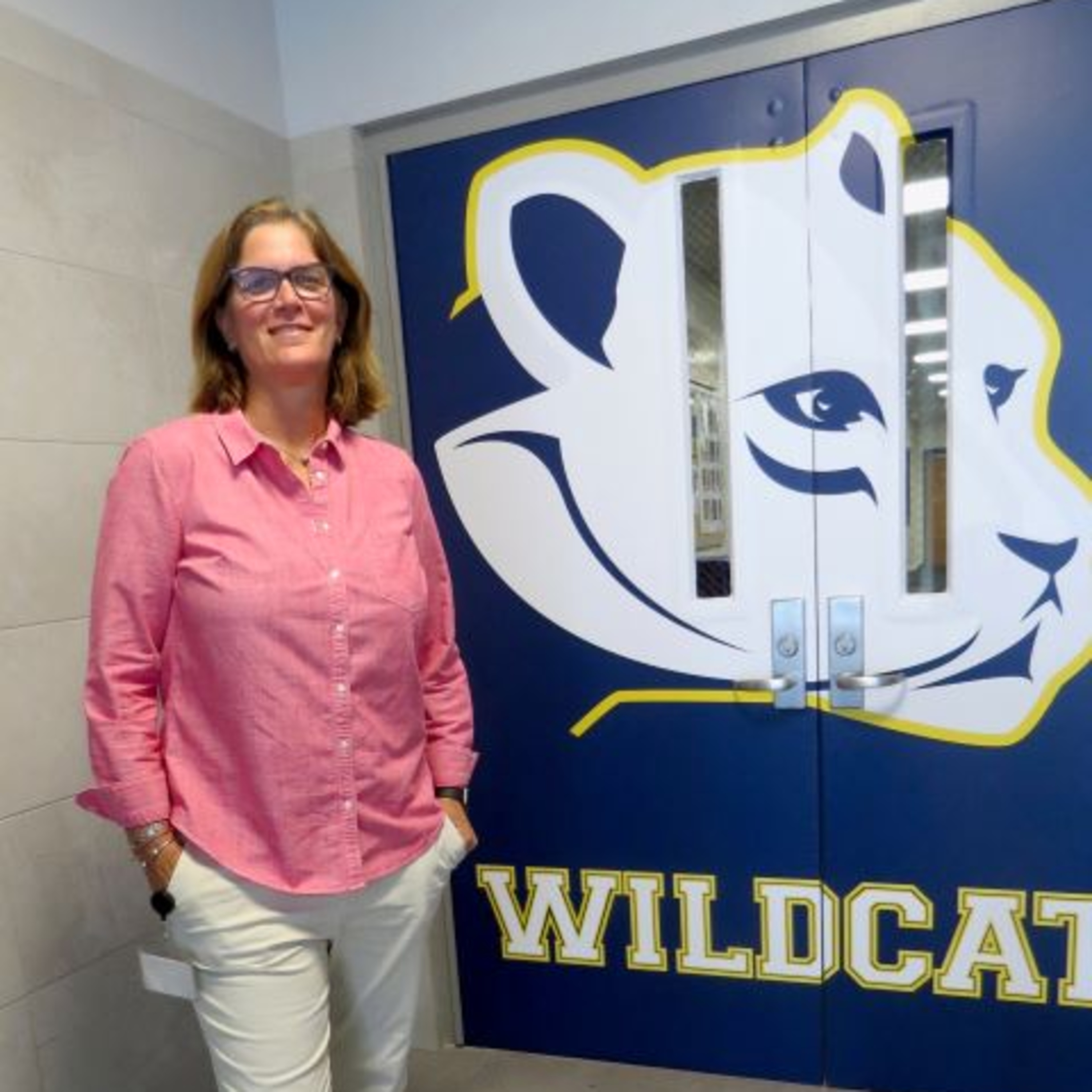 The Sporting Muse W/ Mitch Silver: RCDS Athletic Director Wendy Haft