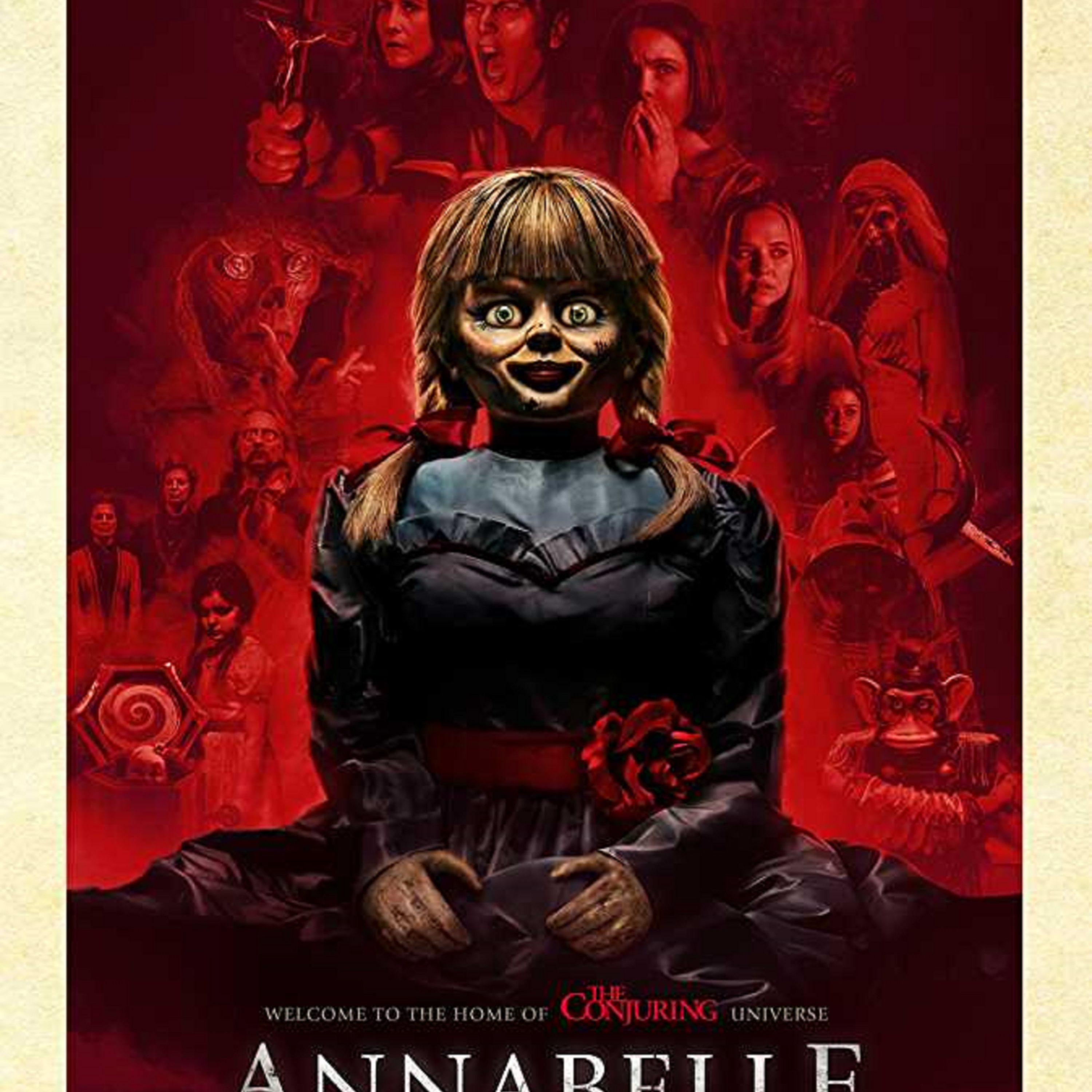 Download Free Movie Annabelle Comes Home 2019 123netflix