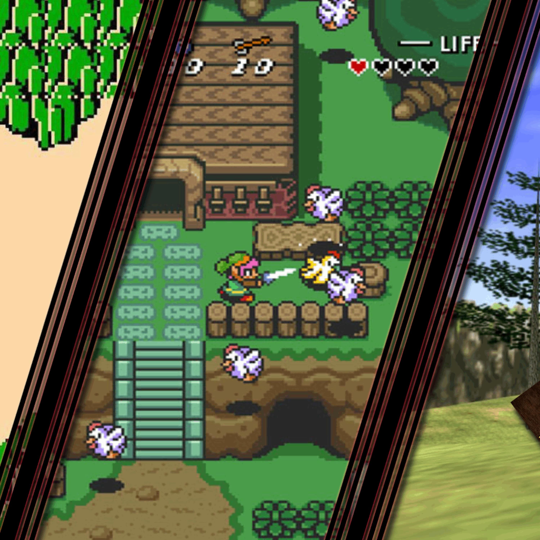 Die Zelda Reihe (Teil 1) | HobbyKeller