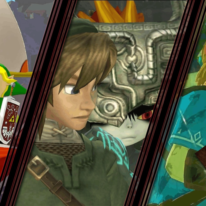 Die Zelda Reihe (Teil 2) | HobbyKeller