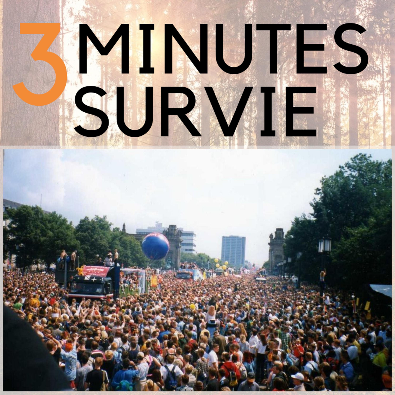 🤼Comment survivre à un mouvement de foule
