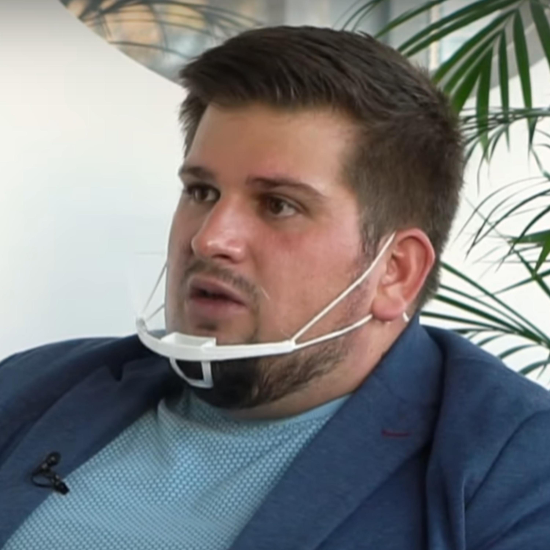 Hacker Zdravia: Pri rehabilitácii v nemocnici si zažil muky. Dnes mení úroveň fyzioterapie na Slovensku