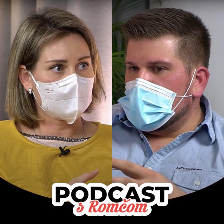 [Podcast s Romčom] Liečia Borisa Kollára po autonehode. Začínali dvaja a bez klientov, teraz ich majú 10-tisíc