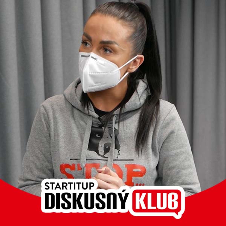[Diskusný Klub] Kristína Kövešová: Každý týždeň mi píšu obete sexuálneho zneužívania