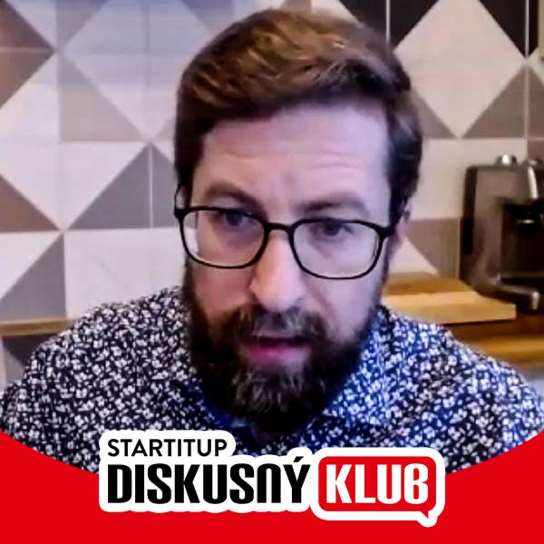 [Diskusný Klub] Martin Poliačik: Matovič je ako démon, žije z konfliktu. Porazíme ho láskou a humorom