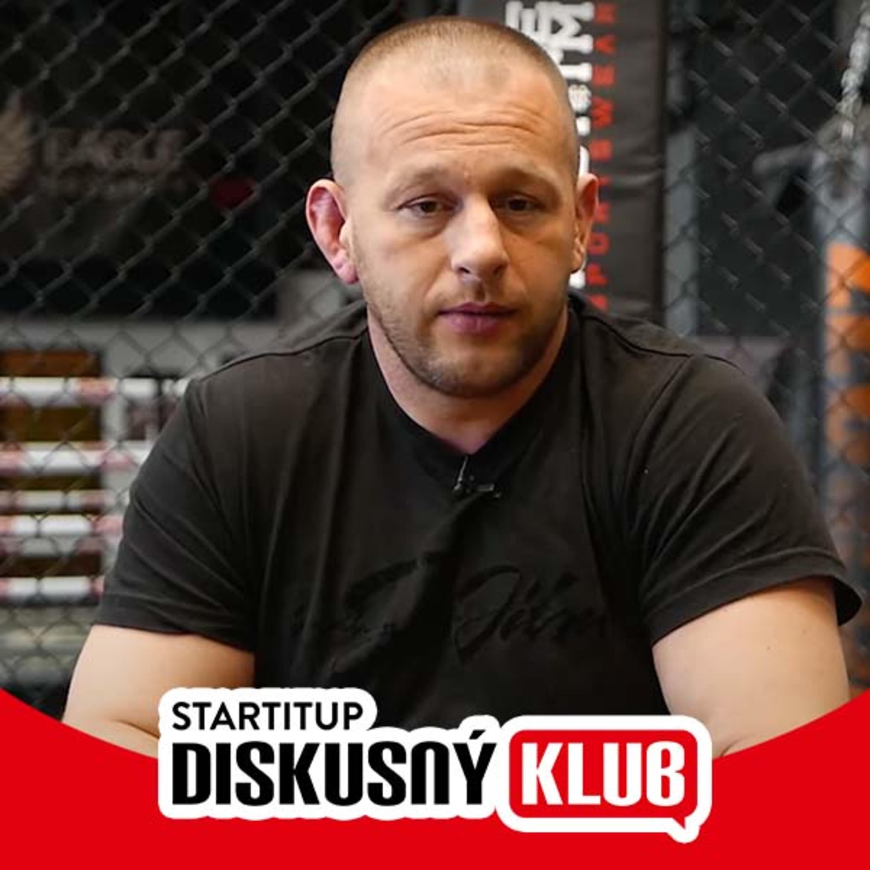 [Diskusný Klub] Ilja Škondrič: Mal som súperov ako nikto na Slovensku, pokojne môžem ísť do dôchodku.