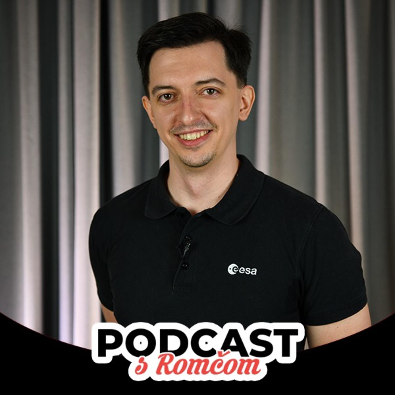 [Podcasty s Romčom] Člen letovej kontroly ISS: Mimozemšťania budú iní, ako si predstavujeme