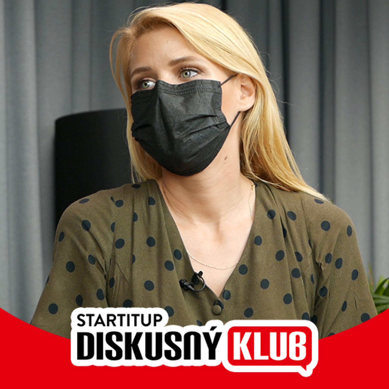 [Diskusný Klub] Zuzana Kovačič Hanzelová: Mala som 3 zo správania, na predmety, ktoré sa zle vyučovali som nechodila