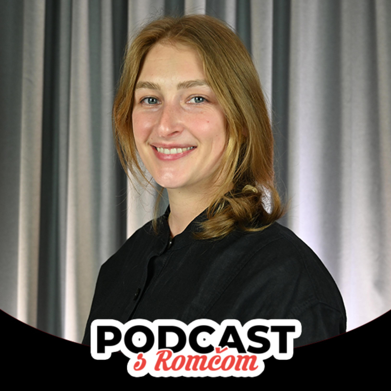[Podcast s Romčom] Dominika Doniga: Prestala som používať make up, keď som zistila, že obsahuje hliník
