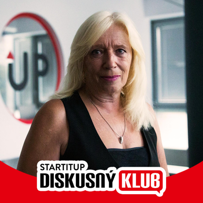[Diskusný Klub] Iveta Radičová: Mnohé ženy sa neodhodlajú vstúpiť do politiky, pretože nemajú chápavých partnerov