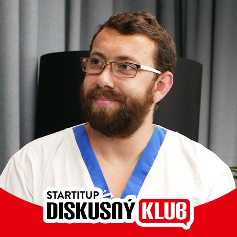 [Diskusný Klub] Zdravotný brat Michal: Veľa ľudí si vygoogli, že majú rakovinu a pritom ich len bolí hrdlo