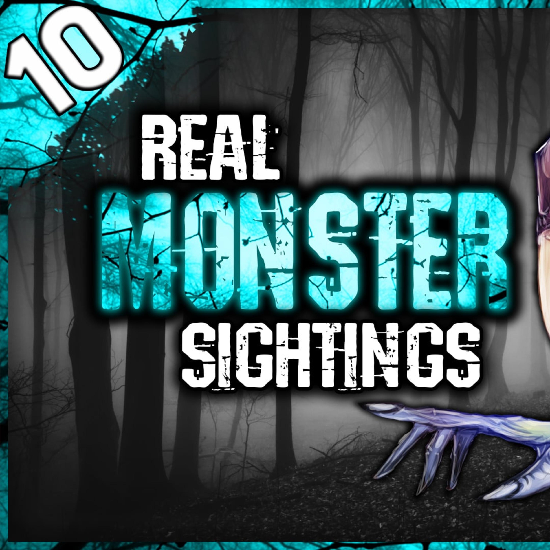 Episode 501 | 10 REAL Skinwalker, Wendigo, and Werewolf Sightings