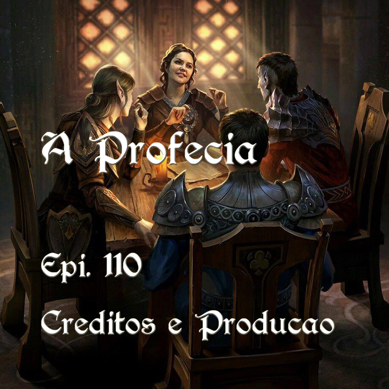 A Profecia   S03.E110   Créditos e produção