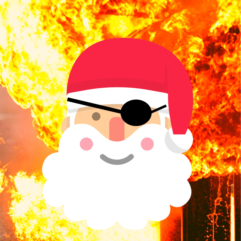 Stuntman Claus