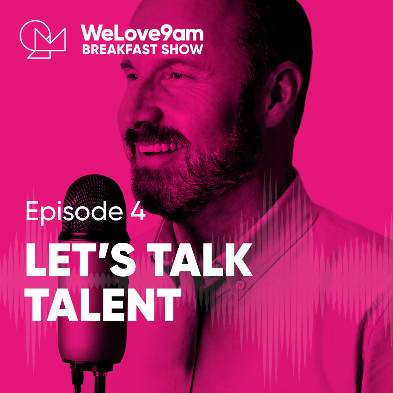 E4. Let's talk talent