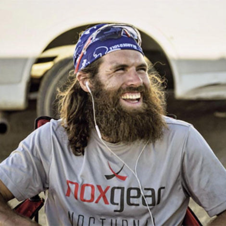 Episode #58 Adam Kimble | A Conversation With A Professional Ultra-Runner