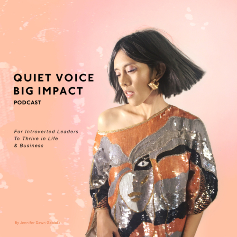 Quiet Voice Big Impact Podcast - Episode 1 - Win The Turtle Way