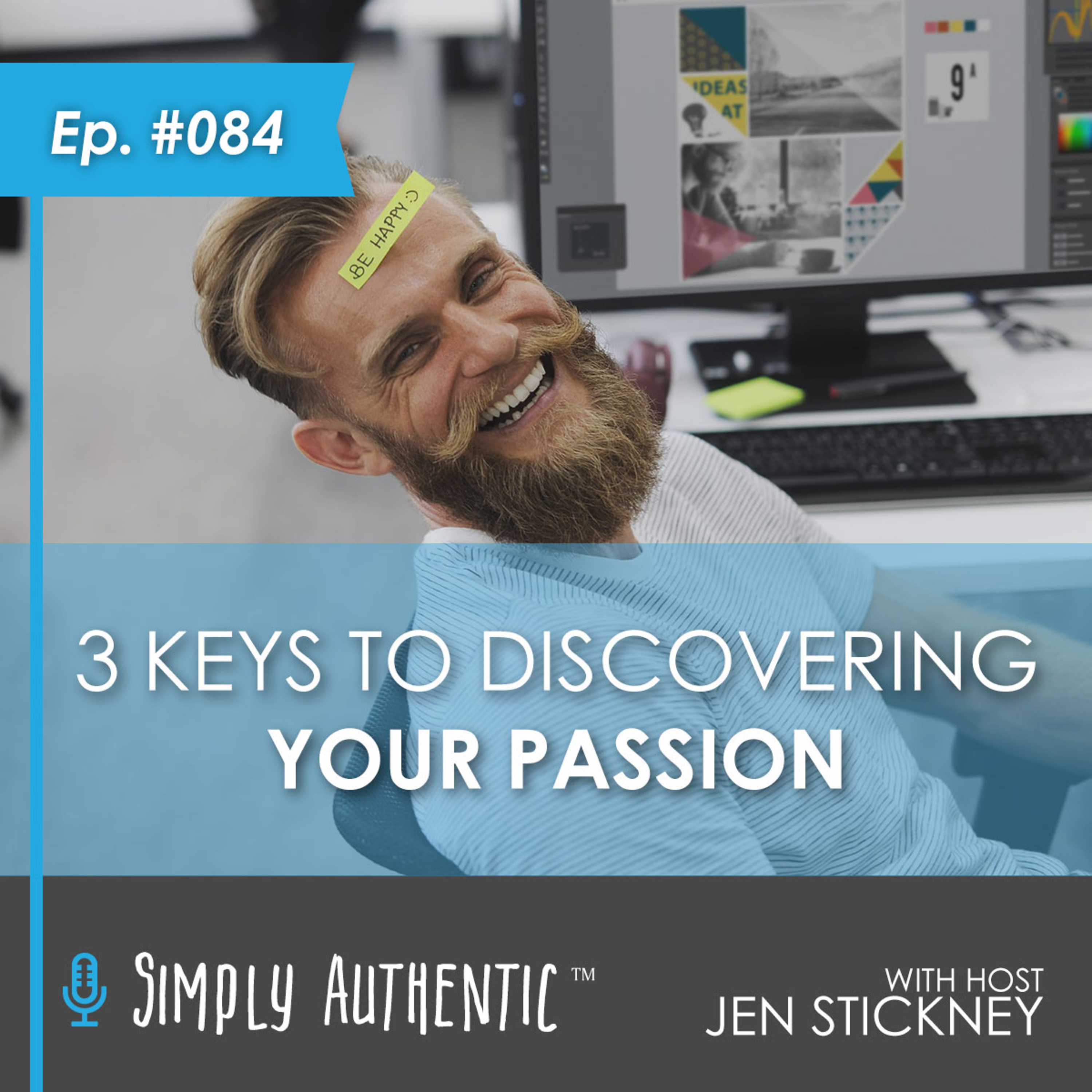3 Keys to Discovering Your Passion