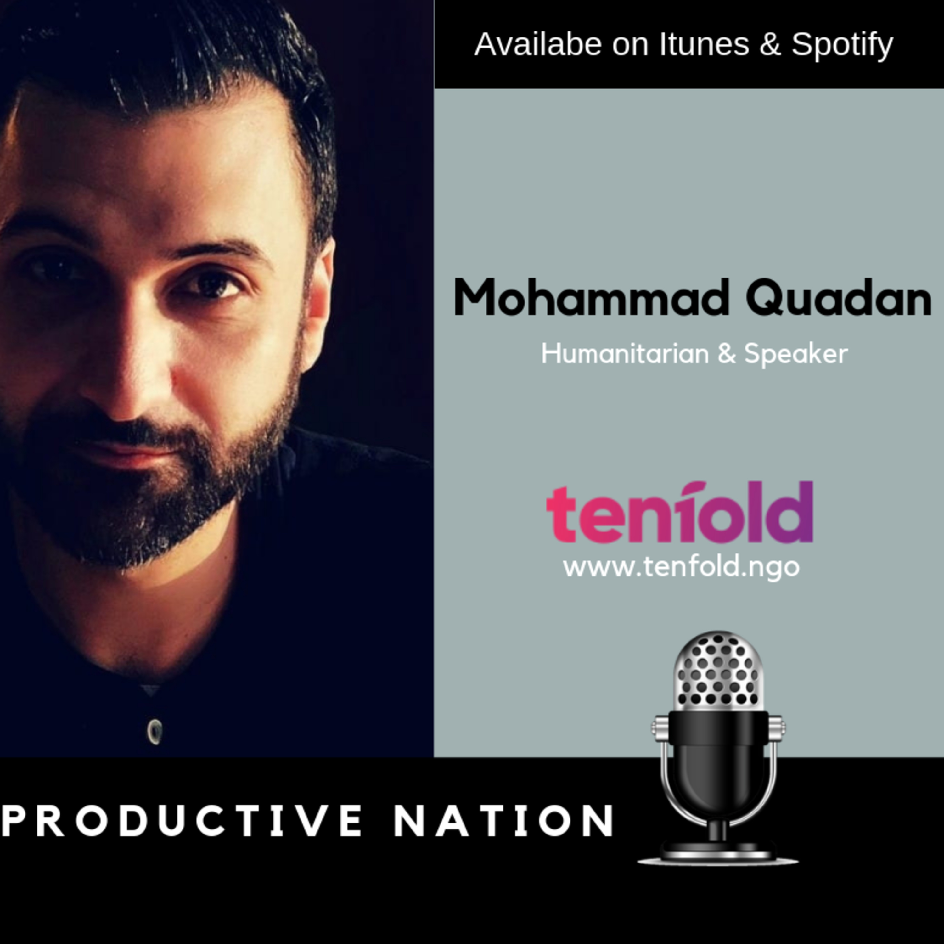 Interview with Mohammad Quadan