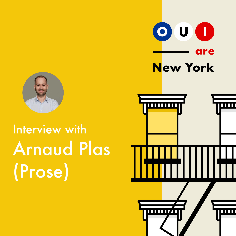 Arnaud Plas (Prose) : Un ex-L'Oreal qui réinvente les produits capillaires a l'ère de la customisation