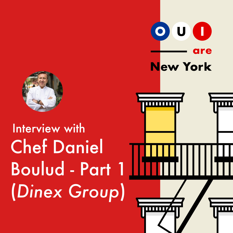 """Chef Daniel Boulud (Part 1/2) : Le Chef Français le plus """"successful"""" des USA. Partie 1 : La genèse et l'enfance d'un grand Chef 👨🏼🍳"""
