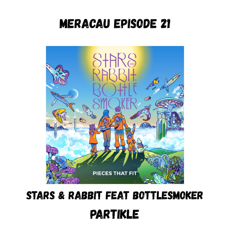 MERACAU EPISODE 21 : STARS & RABBIT feat BOTTLESMOKER - PARTIKLE
