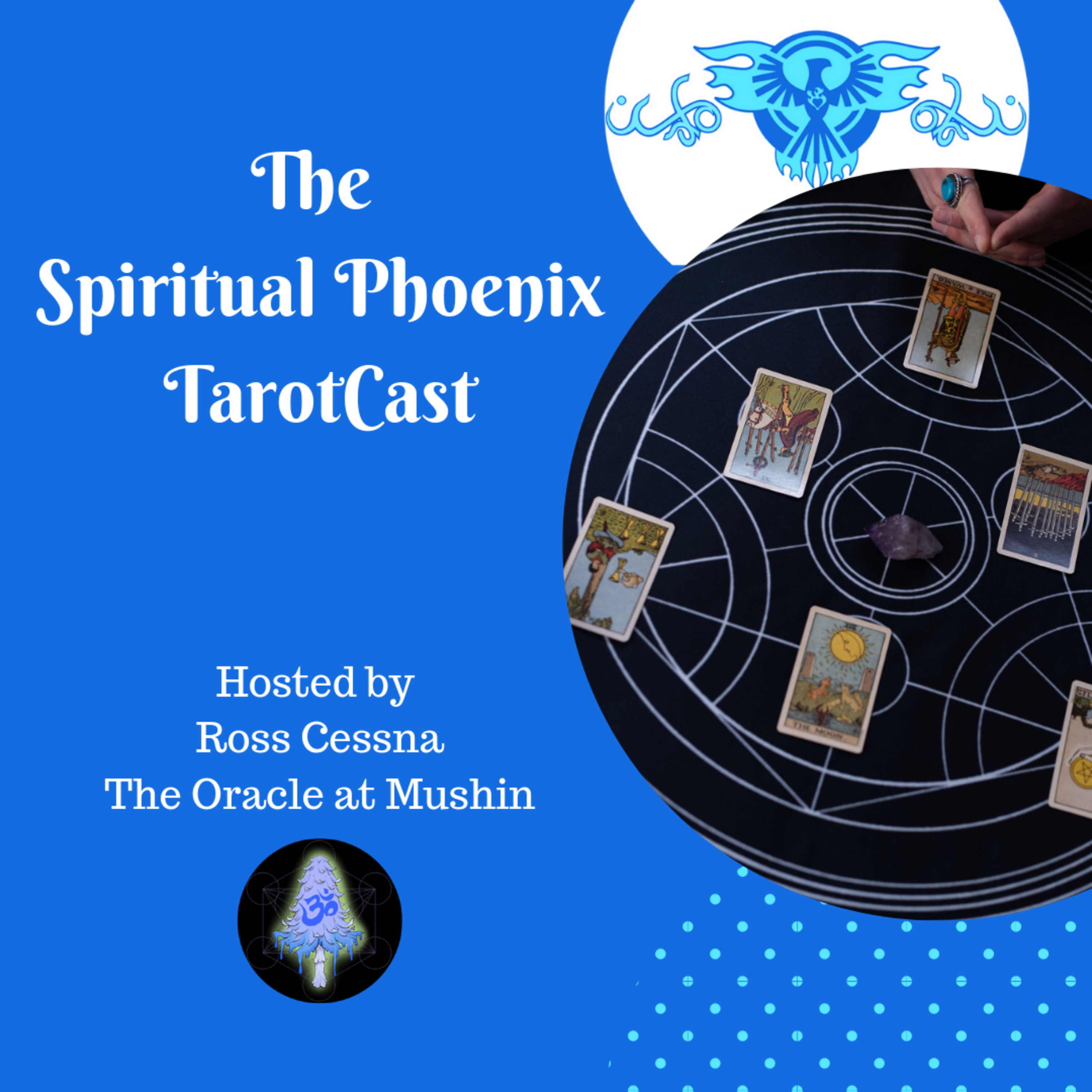 The Wheel, Decrease, The Fragrance of Life, and Consulting your guides   Tarot Reading for April 1st