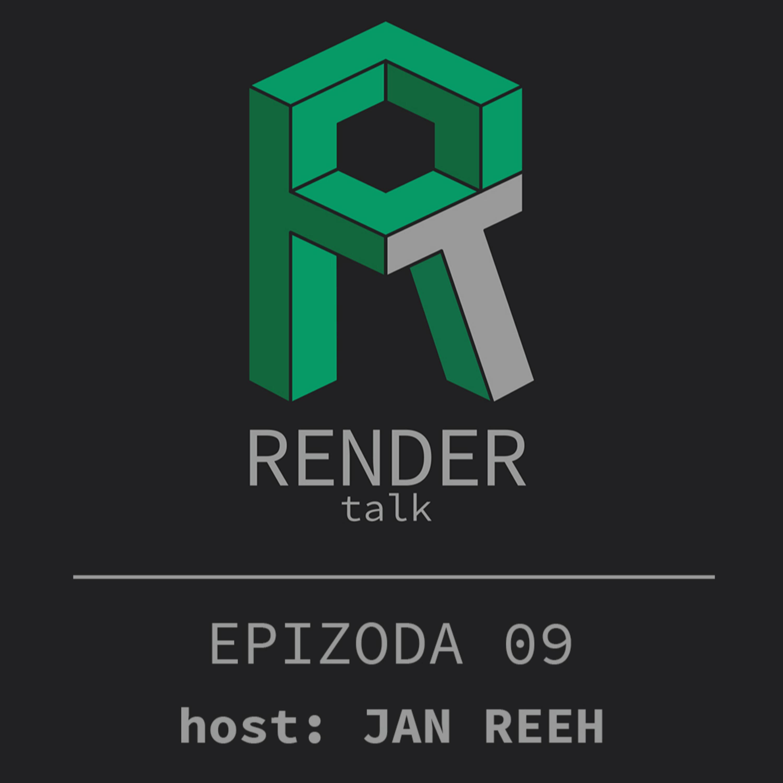 09 RENDERtalk s Janem Reeh
