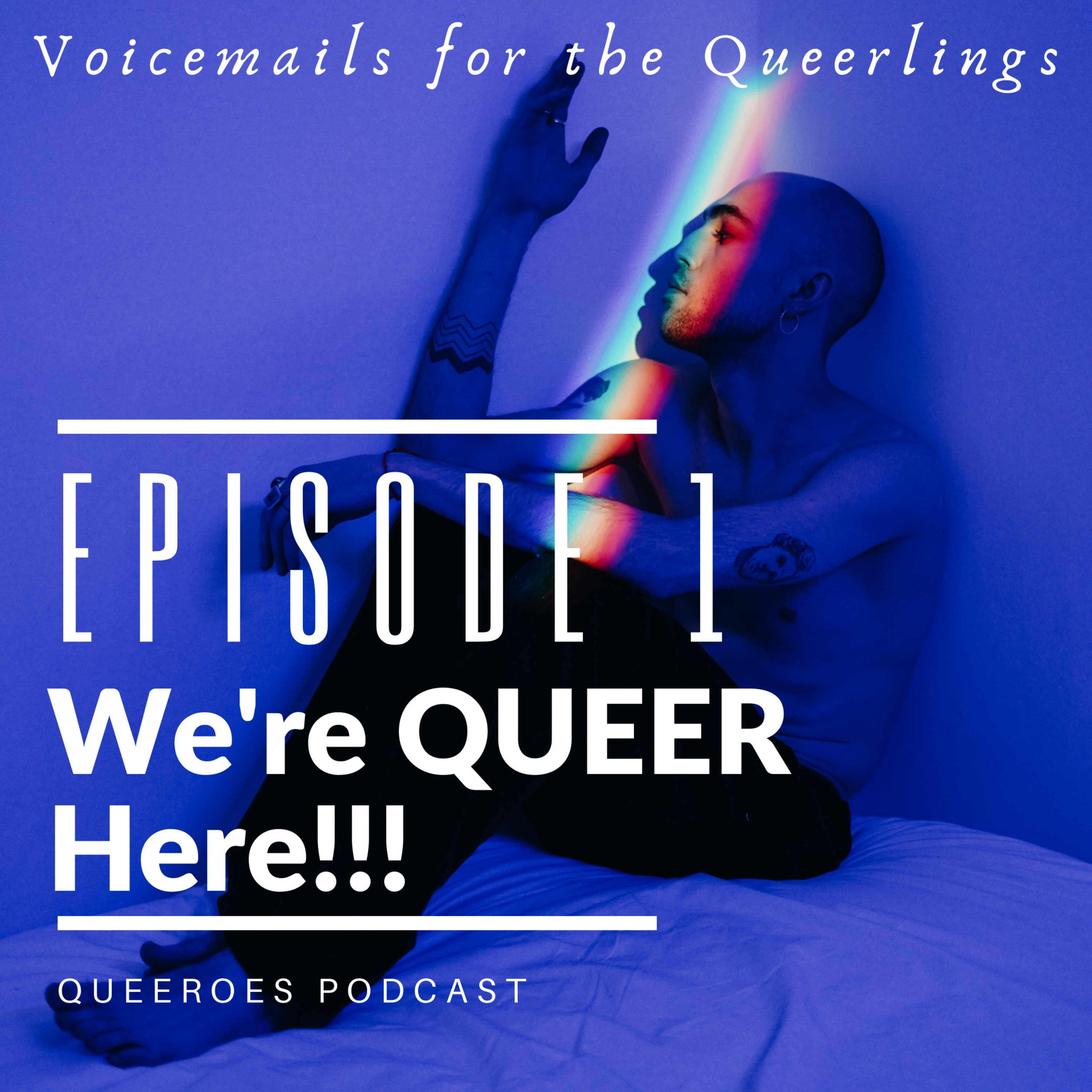 Queeroes Podcast on Jamit