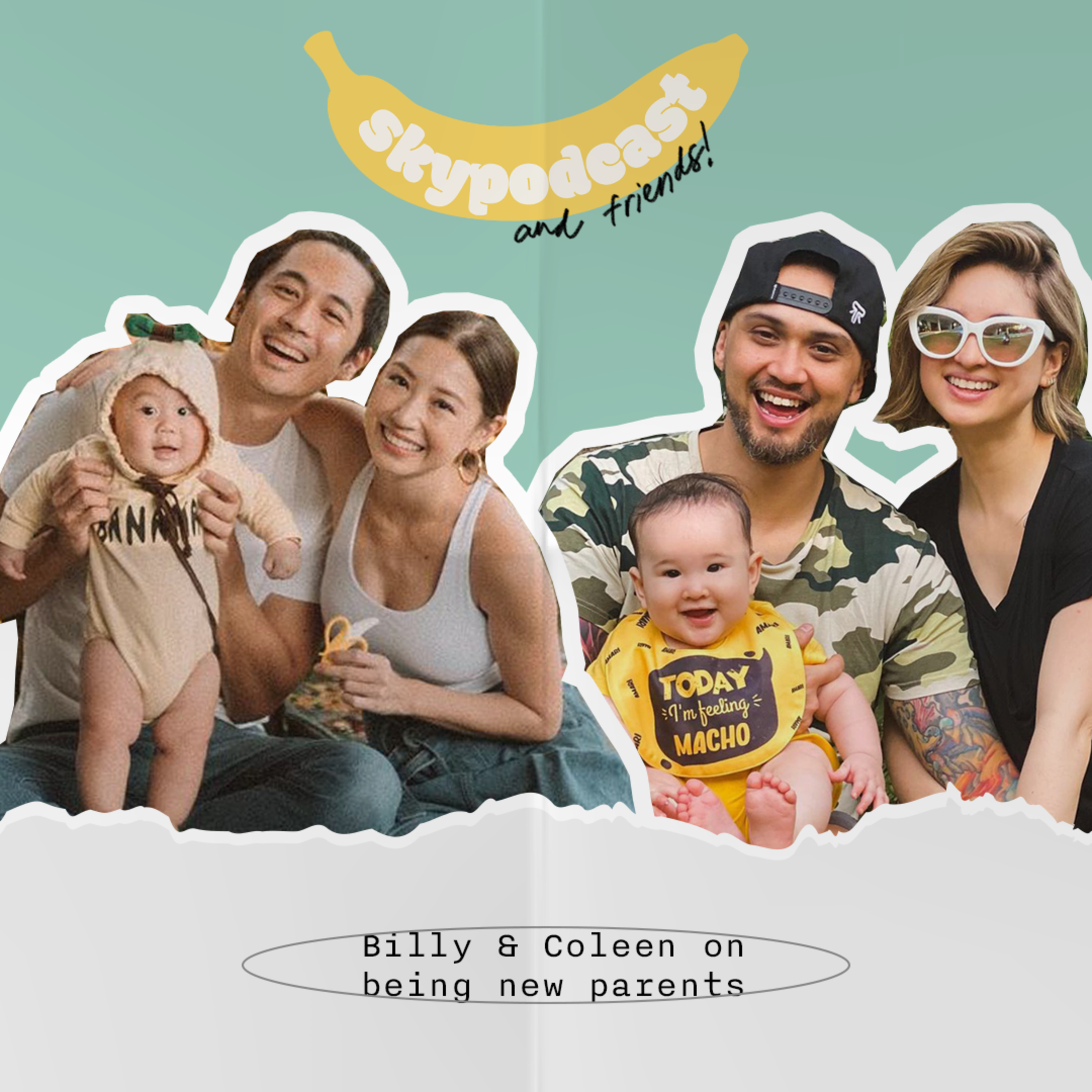 Billy & Coleen on being parents