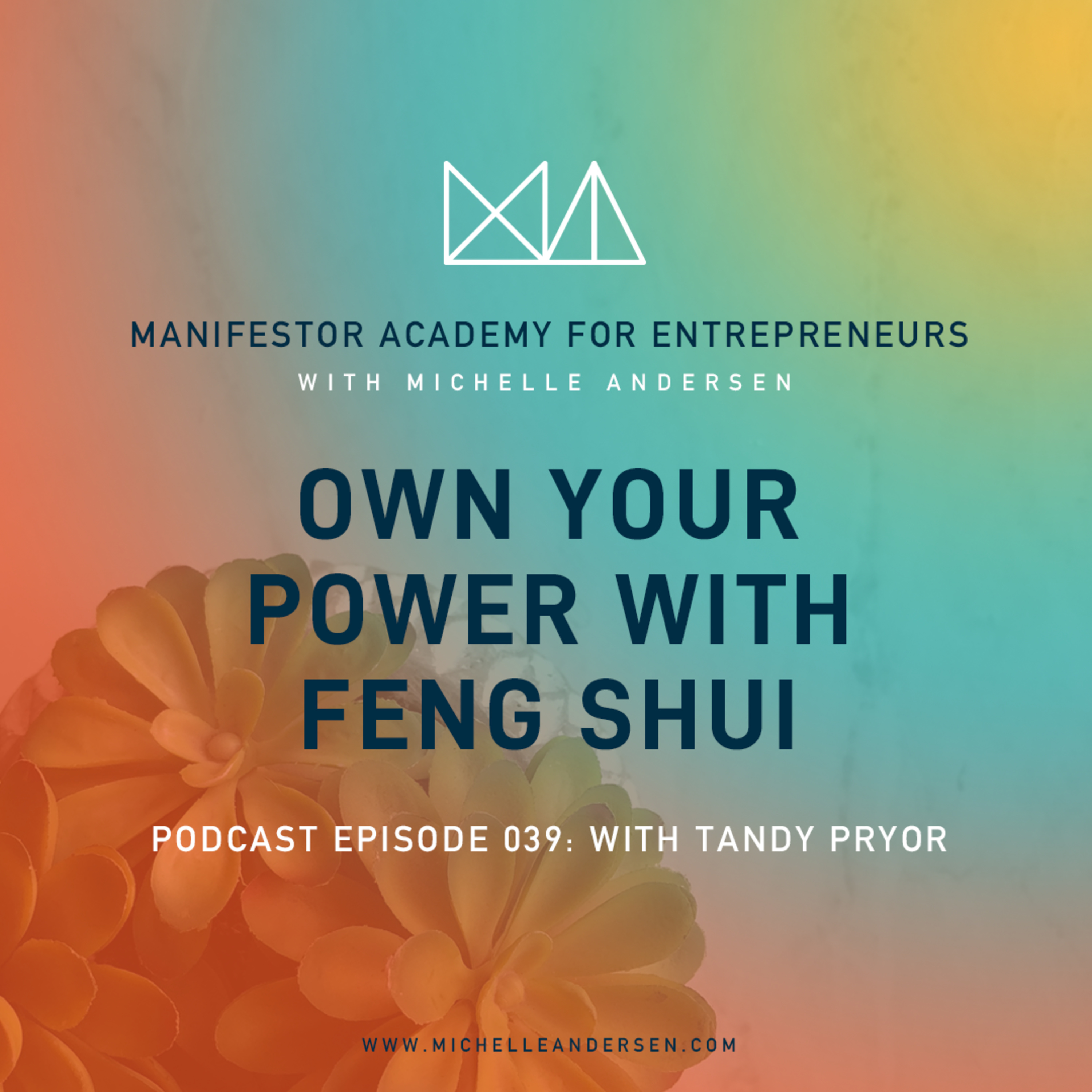 Tandy Pryor on Own Your Power With Feng Shui