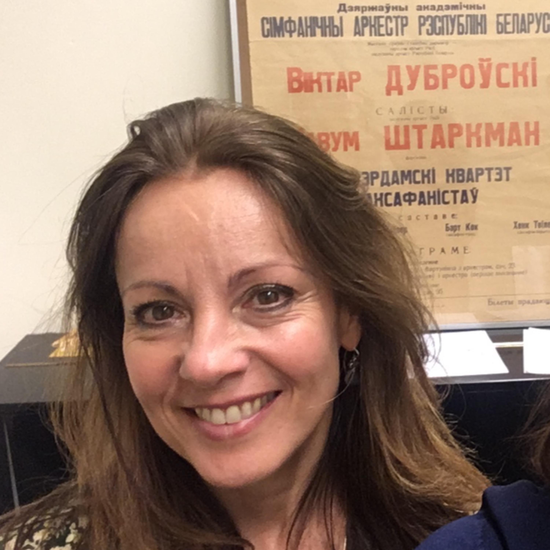 'In verbinding met jezelf'. Speciale gast: Ellen Versney van Back to Balance en harpiste van Het Radio Filharmonisch Orkest