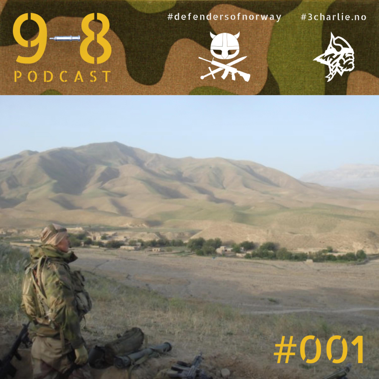 #001 - Egil | MASH | Kesken | Skarpskytter | TMBN | Afghanistan | 17. mai | HV
