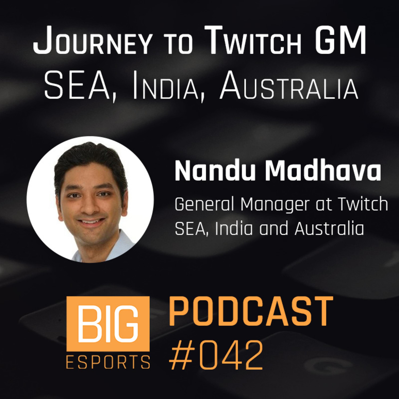 #042 - Journey to Twitch GM (SEA, India, Australia)