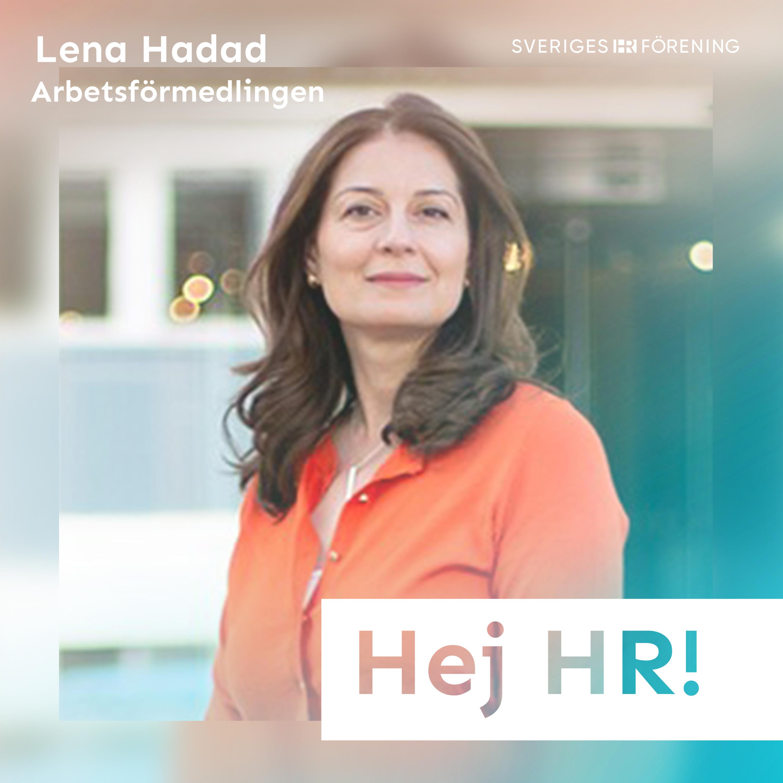 6. En omfattande förändringsresa – Om att leda HR på Arbetsförmedlingen