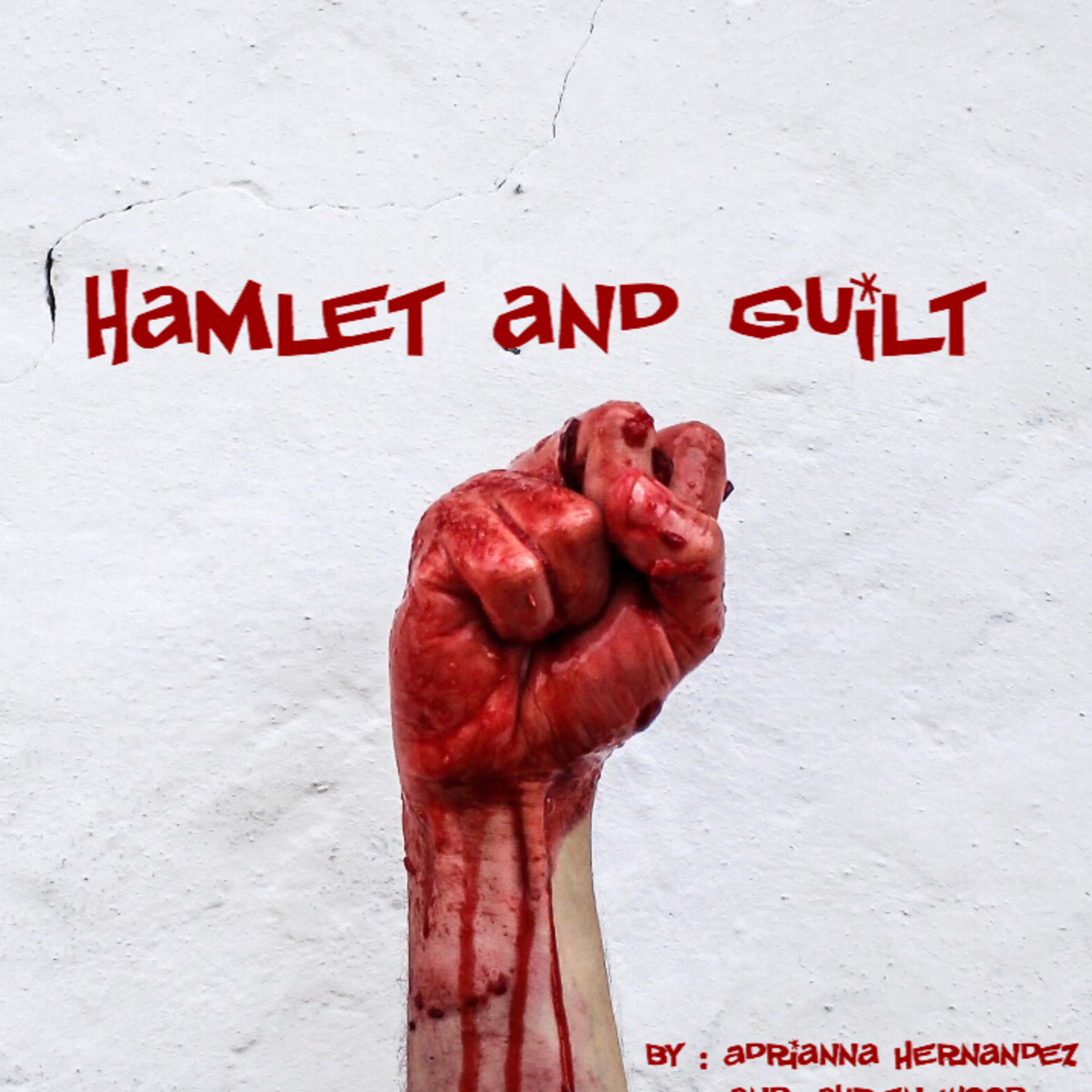 hamlet and how guilt ties in with the characters in the play.